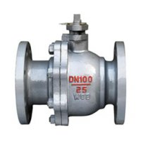Stainless Steel Hard Seal Flange Ball Valve:WCB,DN100  1/2″-8″