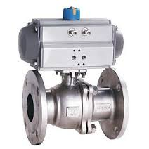API 6D Carbon Steel Turbine Ball Valve:ANSI B16.5 Flange End,PTFE