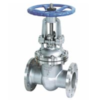 API 6D Stainless Steel Gate Valve:RF Flanged,Butt-Welding Ends