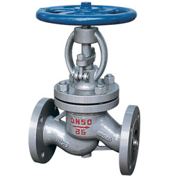 GB Cast Steel Globe Valves:Flanged,Butt-Welded End,GB/T 9113