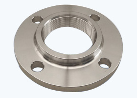 ANSI B16.5 Threaded Flange, Raised Face, DN15-600