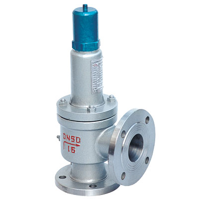 Bellows Balanced Safety Valve, CF8, CF3M