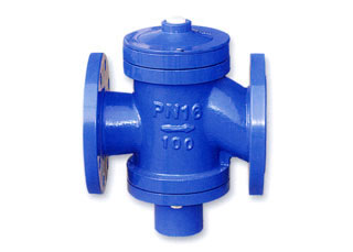 Cast Steel Self-operated Flow Control Valve, Flanged