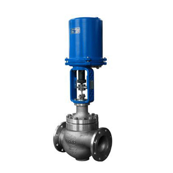 Electric Sleeve Control Valve, CF3M, Screw End