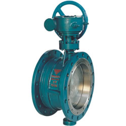 Flange Retractable Butterfly Valve