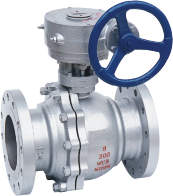 Hard Seal Flanged Ball Valve, CF8, JPI 7S-48
