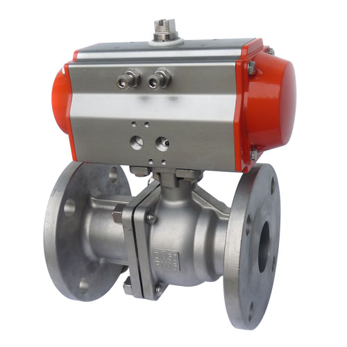 Structure and Classification of Pneumatic Ball Valves