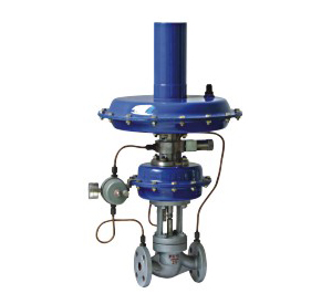 Self-operated Micro-pressure Control Valve, 150Lb
