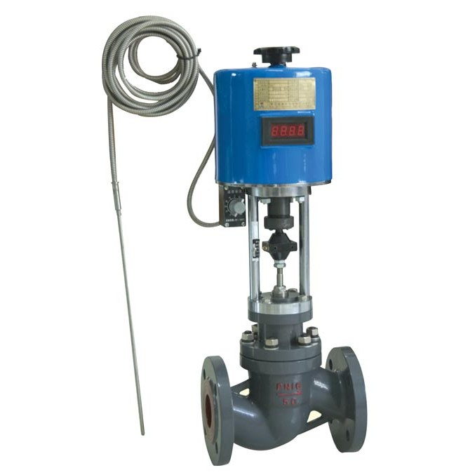 Self-operated Temperature Control Valve, Bellows
