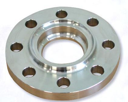 BS 4504 Stainless Steel Socket Welding Flange, RF, PN40