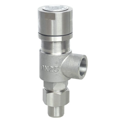 Stainless Steel Spring Low Lift Safety Valve, DN15-25