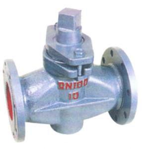 Two-way Cast Iron Plug Valve, DN15-300mm