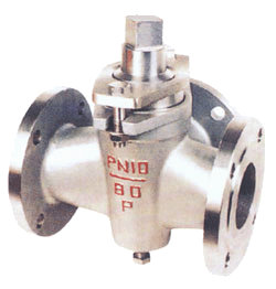 Two Way Cast Steel Plug Valve, PN10MPa
