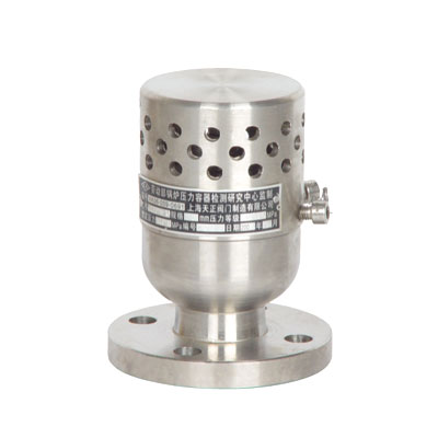 Vacuum Negative Pressure Safety Valve, ZG1Cr18Ni9Ti