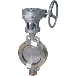 Wafer Hard Seal Butterfly Valve