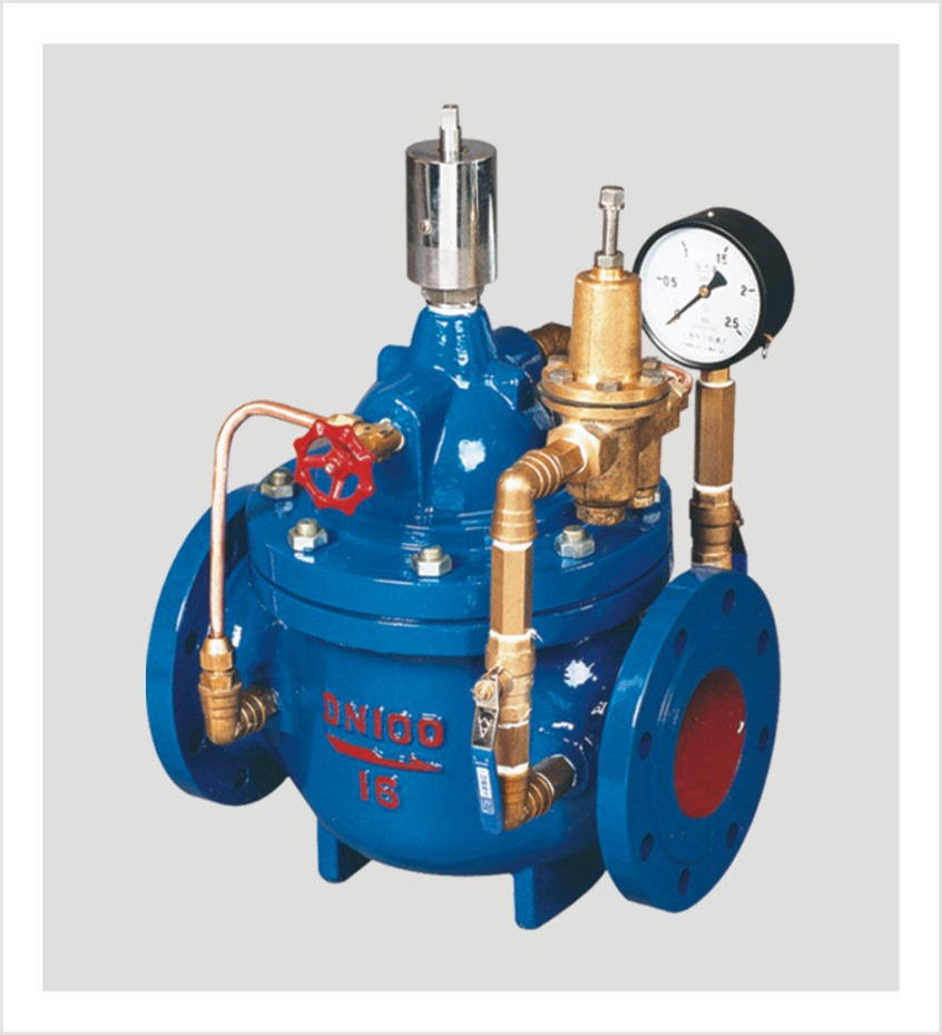 Features and Working Principles of Flow Control Valve