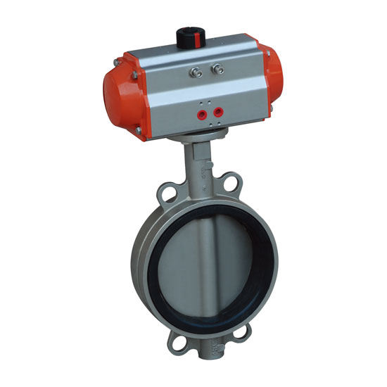 Features of Pneumatic Butterfly Valves