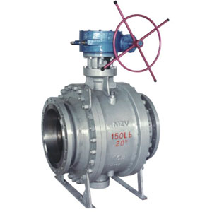 Properties and Advantages of Trunnion Mounted Ball Valves